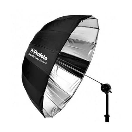 Profoto Parapluie Deep L Argent 130cm