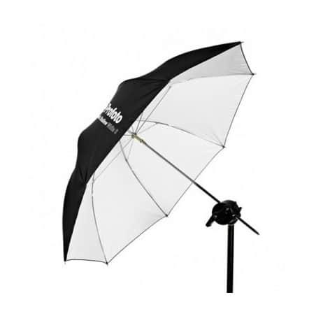 Profoto Parapluie Shallow Blanc M 105 cm