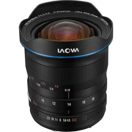 LAOWA 10-18/4,5-5,6 (Monture Sony FE)