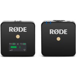 RODE WIRELESS GO KIT...