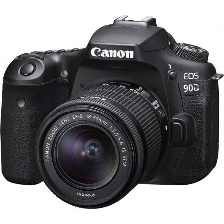 CANON EOS 90D + 18-55/3,5-5,6 EF-S IS STM