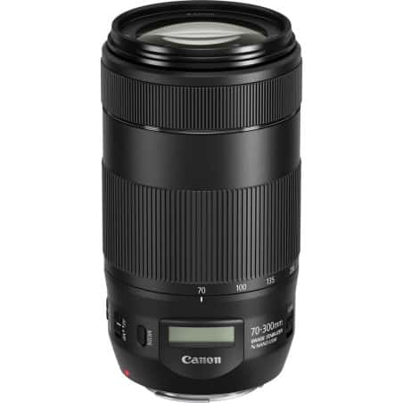 CANON EF 70-300/4-5,6 IS USM II