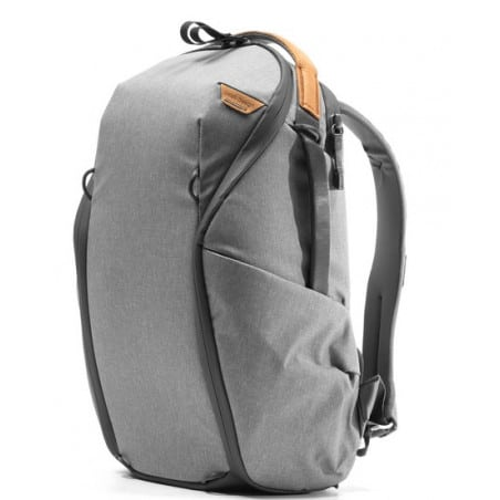 PEAK DESIGN SAC À DOS EVERYDAY BACKPACK ZIP 15L V2 ASH