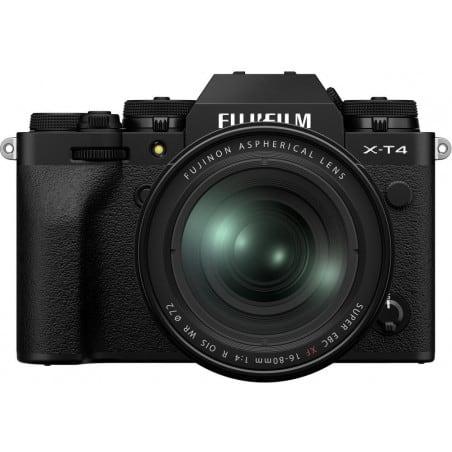 FUJI X-T4 + 16-80/4 R OIS WR