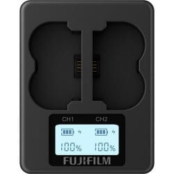 FUJIFILM CHARGEUR DOUBLE...