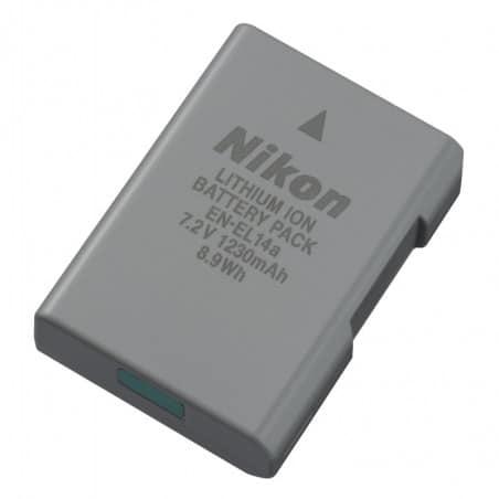 NIKON BATTERIE EN-EL14A (DF/D5300/3300/5500)