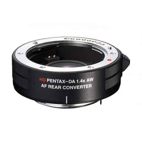 Convertisseur de focales HD PENTAX-DA AF 1.4x AW