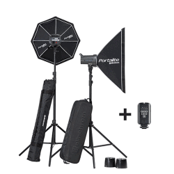 ELINCHROM KIT D-LITE RX 4 BOX