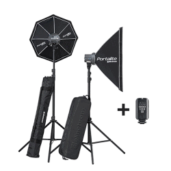 ELINCHROM KIT D-LITE RX ONE...