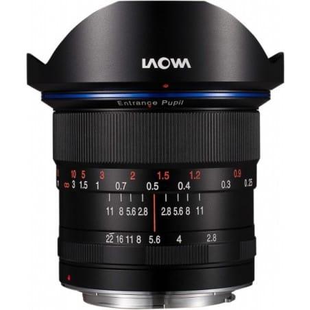 LAOWA 12/2,8 Zero-D ( Monture Sony E )