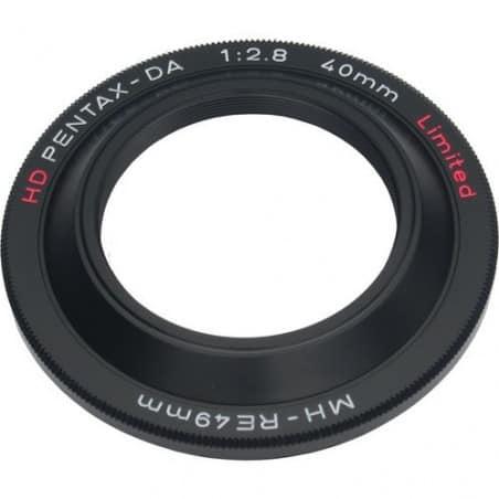 Pentax Paresoleil MH-RE49 pour HD DA 40/2,8 Ltd Noir
