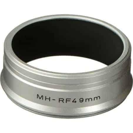 Pentax Paresoleil MH-RF49 Silver pour HD DA 70/2,4 Ltd Silver